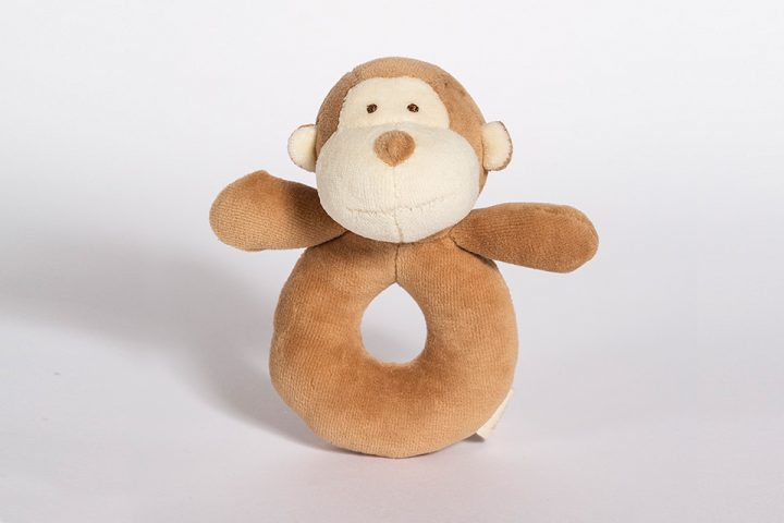 Ring Rattle | Monkey