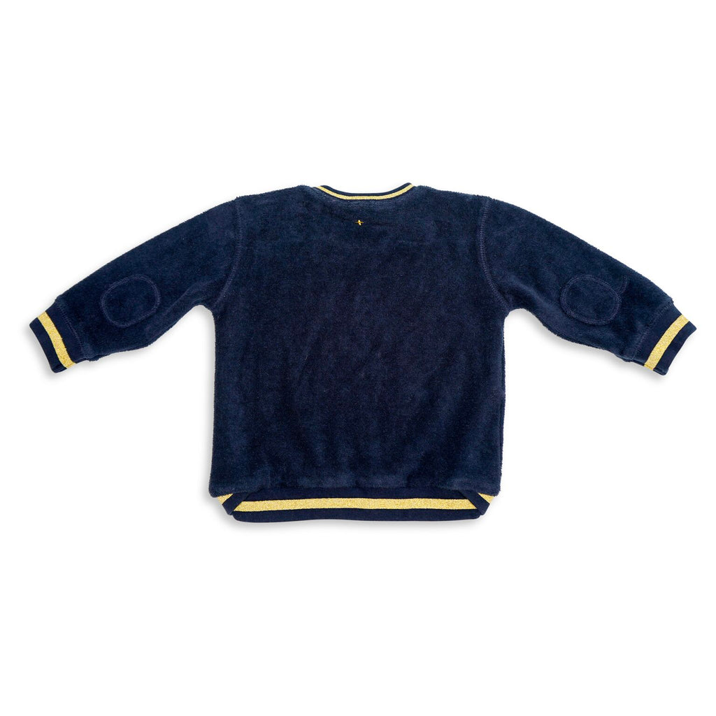 Miami Terry Towelling Sweater