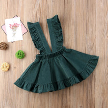 Fall in love suspender dress