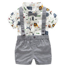 Safari shorts set