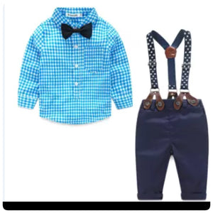 Preppy boy set