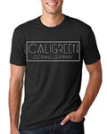 Caligreen Classic Black T-Shirt