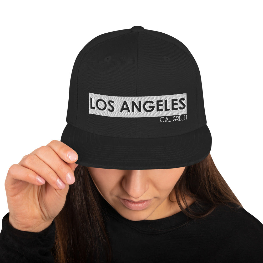 Los Angeles Block Party Snapback Hat