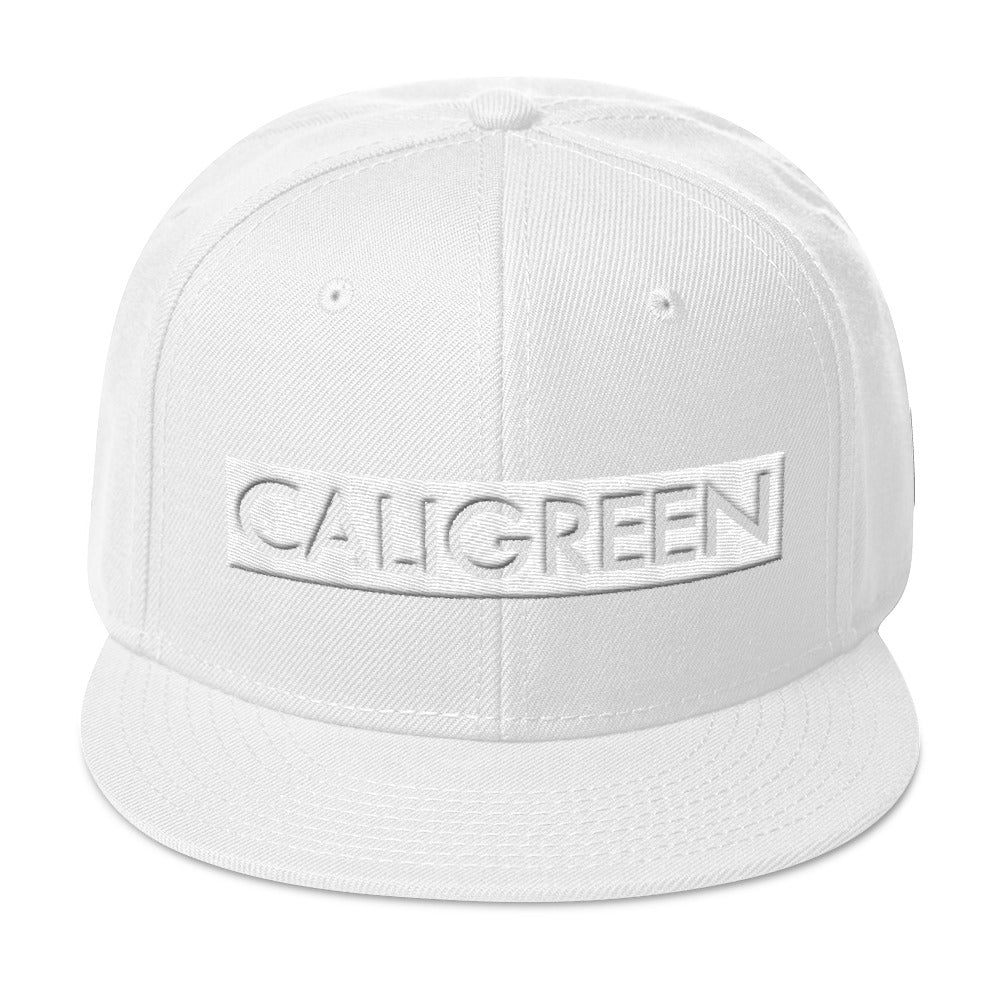 CaliGreen Block Party Snapback