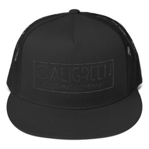 CaliGreen Clothing Co Trucker Cap