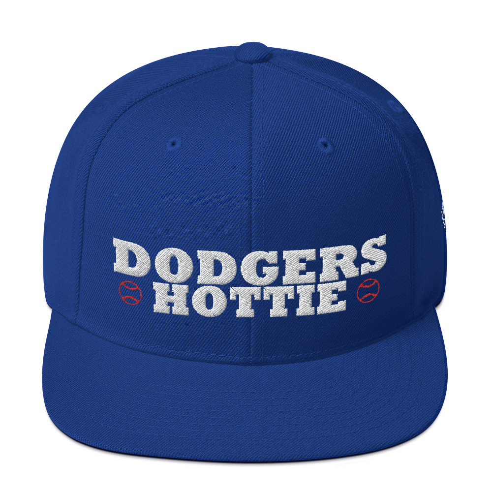 Dodgers Hottie Snapback