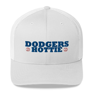 Dodgers Hottie Trucker Cap