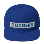 Dodgers Block City Snapback