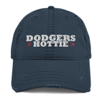 Dodgers Hotties Distressed Dad Hat