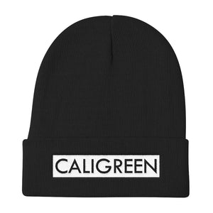 CaliGreen Block Party Beanie
