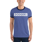 Dodgers Block City Ringer Tee