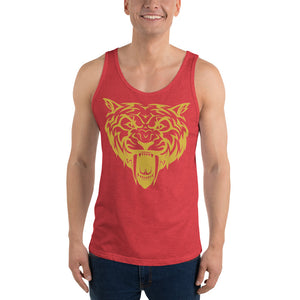 CaliGreen Sabertooth Tank Top