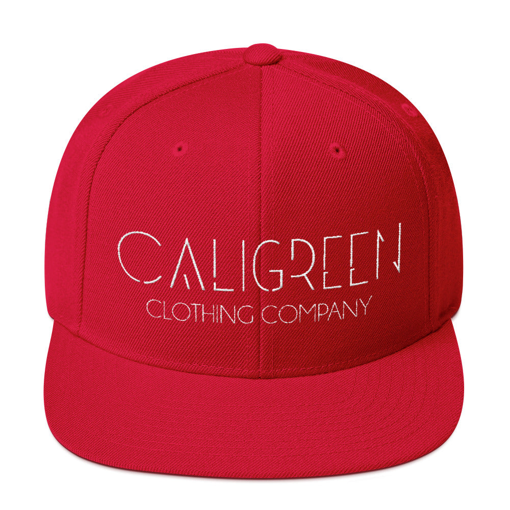 CaliGreen Clothing Co Snapback