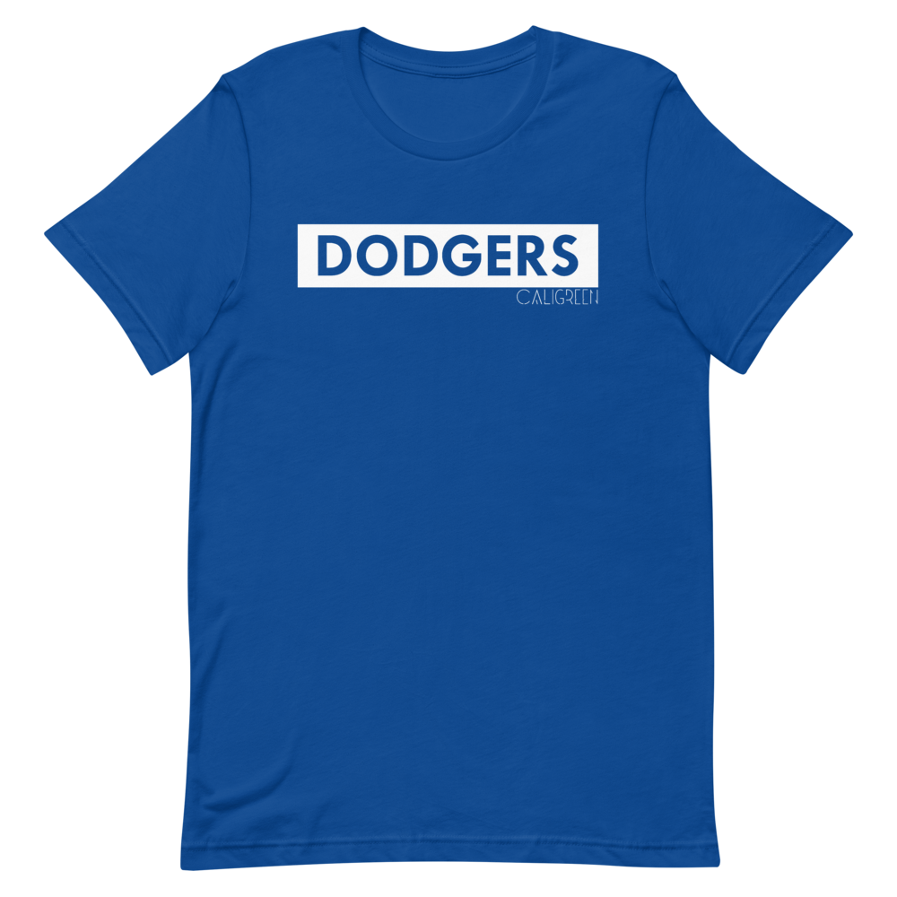 Dodgers Block City Tee
