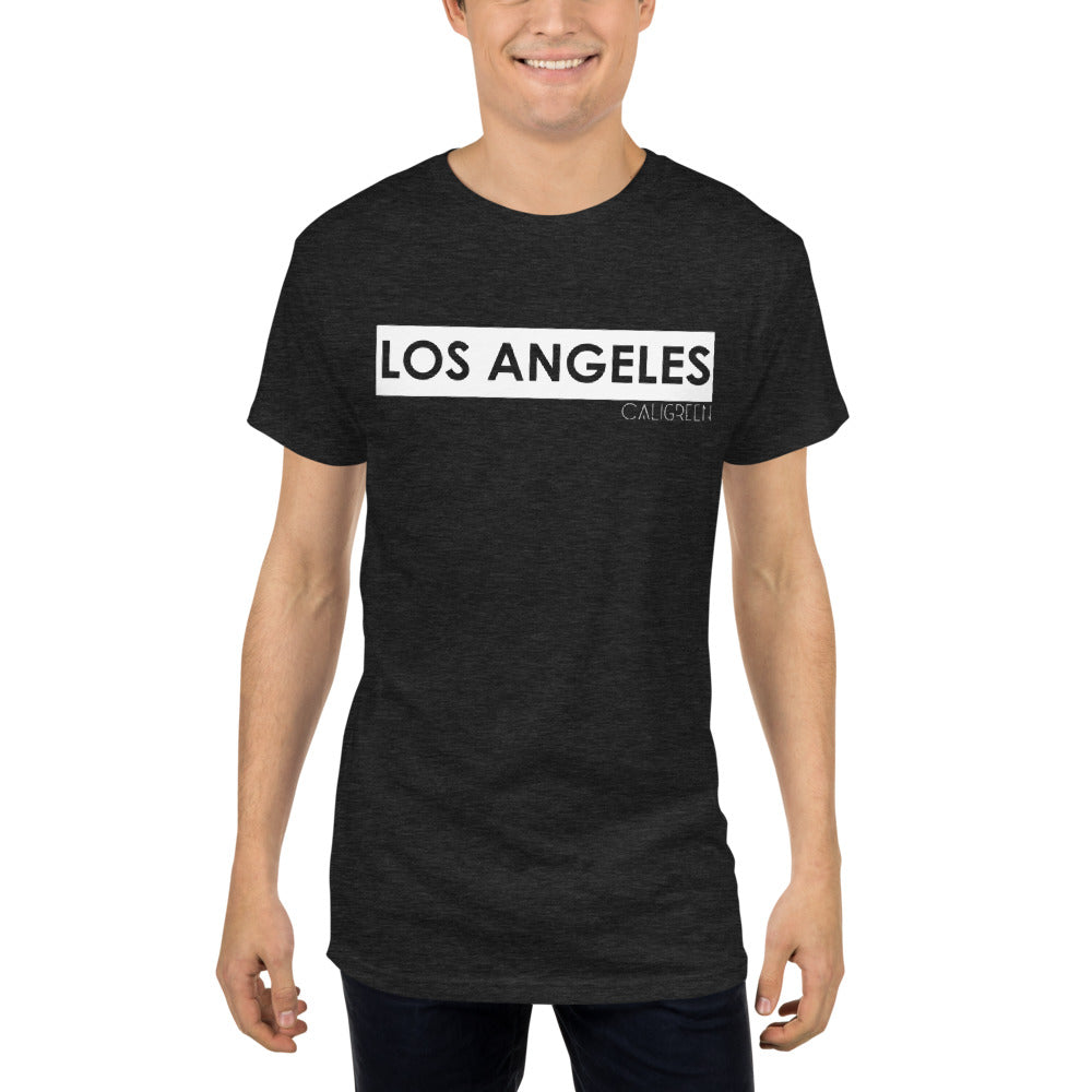 Los Angeles Block Party Long Body Urban Tee