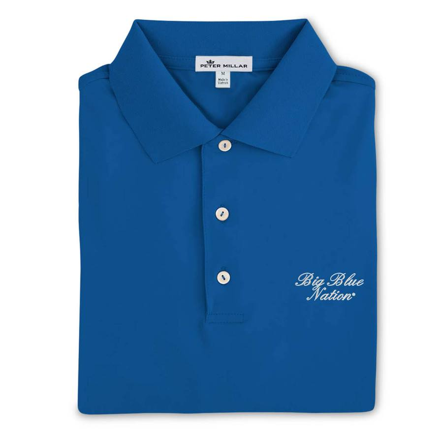 Peter Millar - Big Blue Nation Solid Knit
