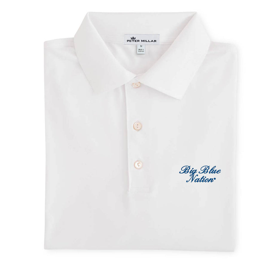 Peter Millar - Big Blue Nation - White