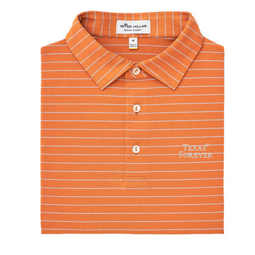 Peter Millar - Texas Forever - Orange Stripe
