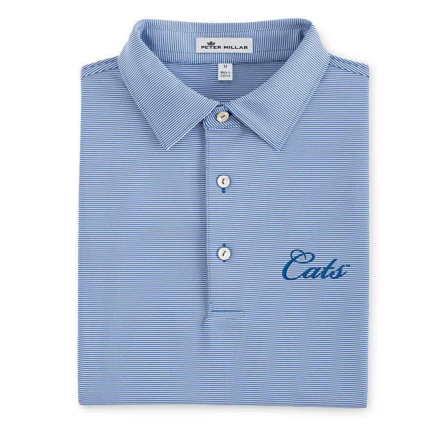 Peter Millar - Cats - Blue/White Stripe