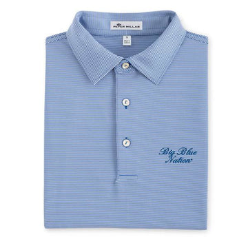 Peter Millar - Big Blue Nation Stripe Knit