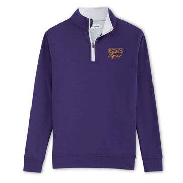 Peter Millar - Geaux Tigers 1/4 Zip