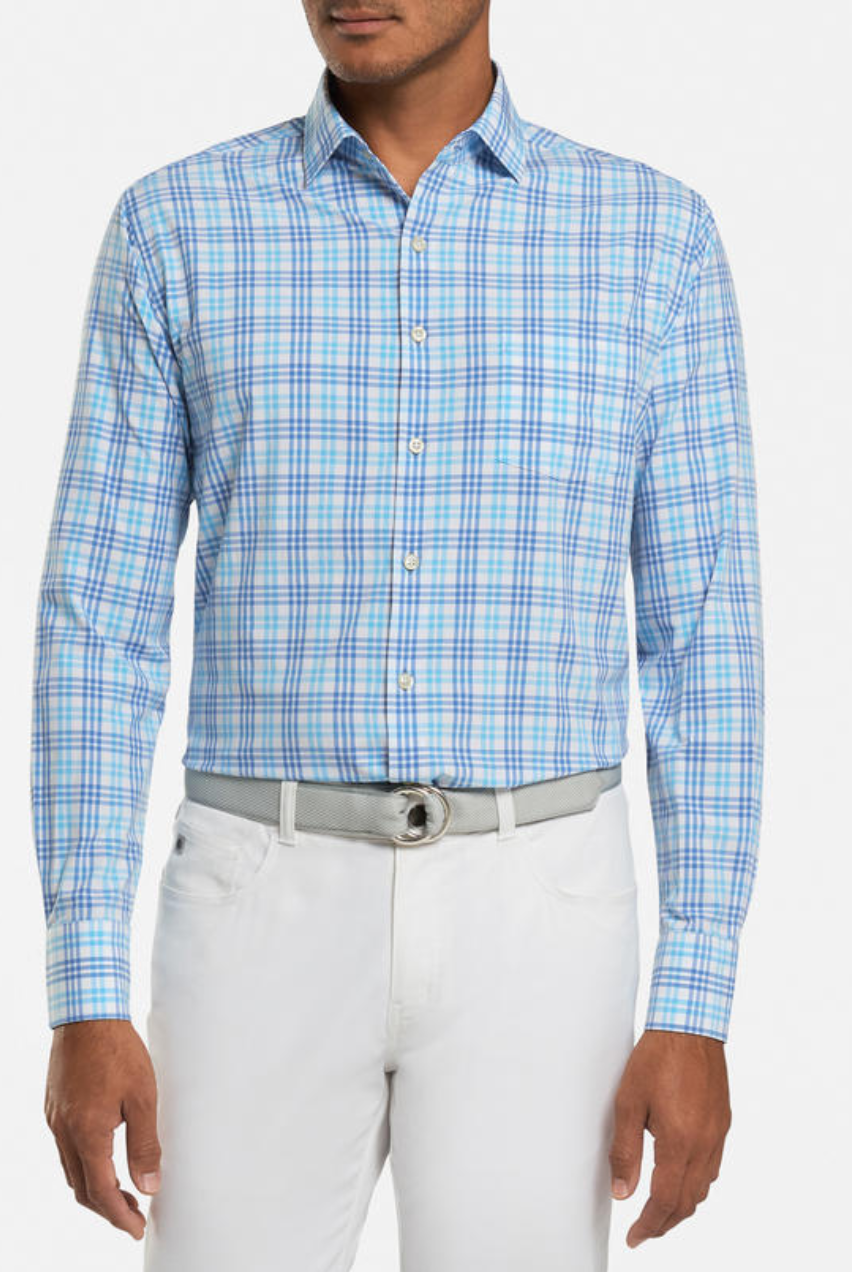SONNY CHECK SPORT SHIRT