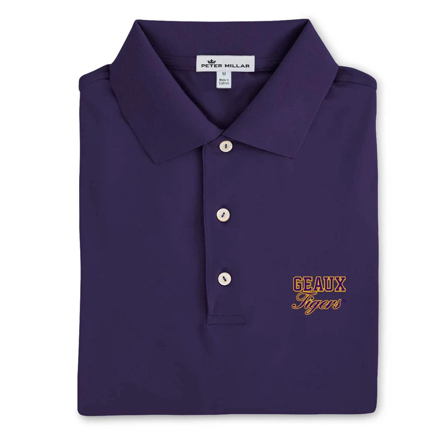 Peter Millar - Geaux Tigers Solid Knit