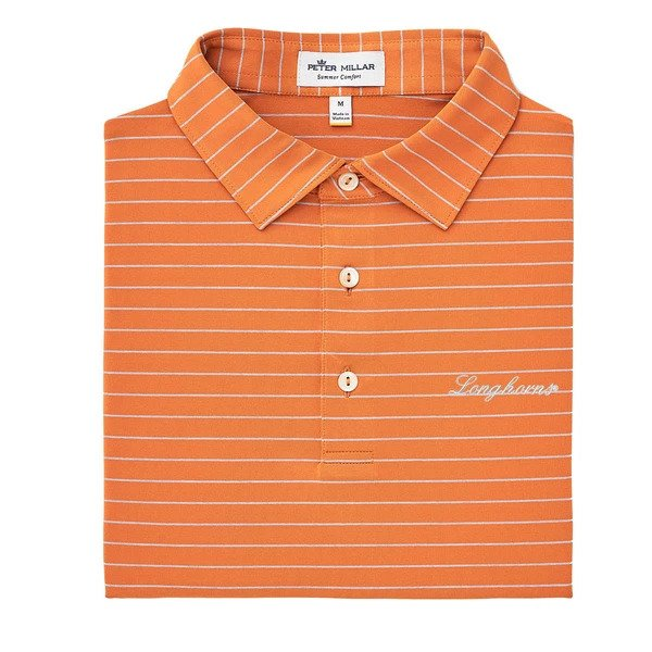Peter Millar - Longhorns Stripe Knit