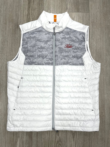 TIDE Hyperlight Quilted Colorblock Vest