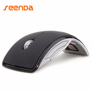 Foldable Wireless Travel Mouse 2.4G