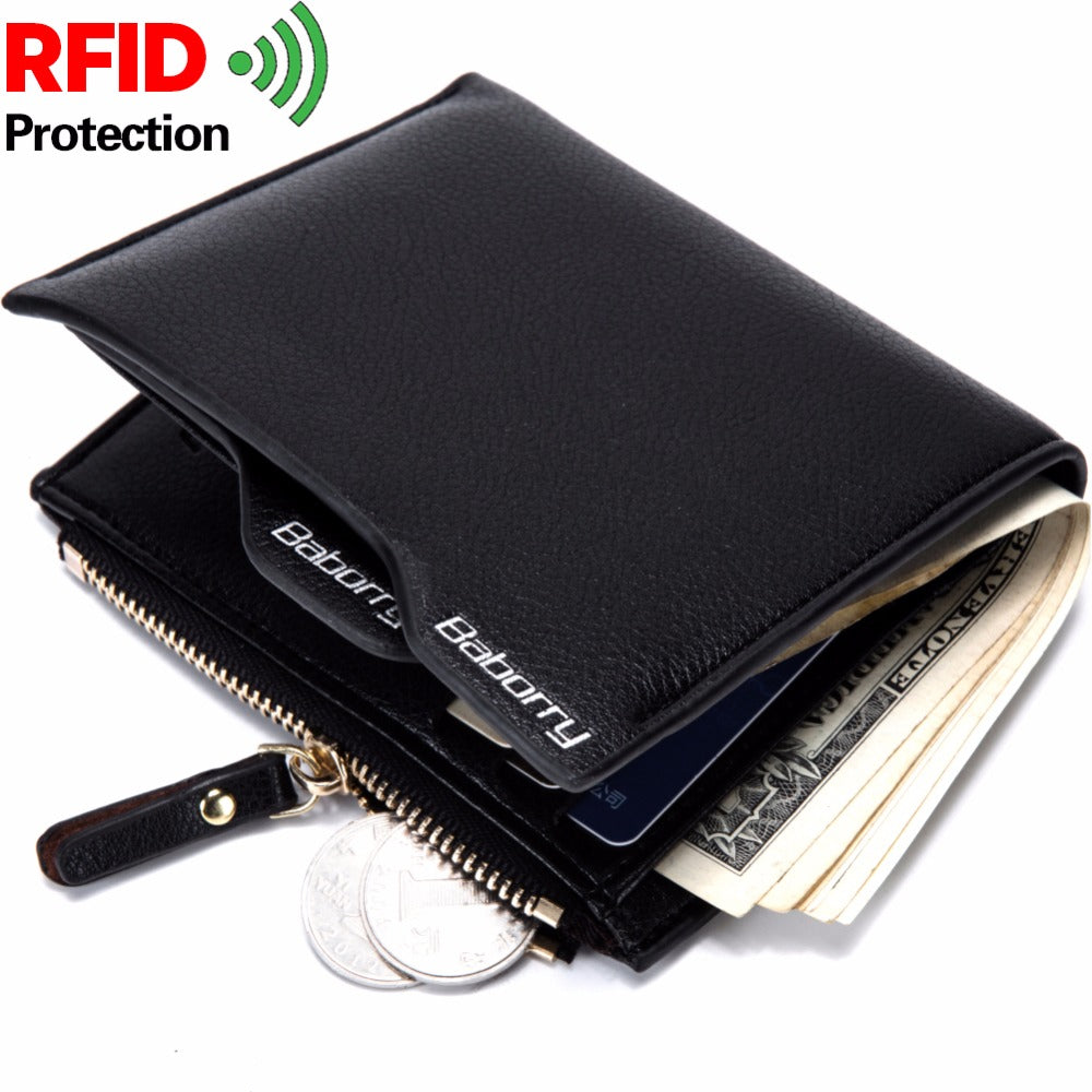 RFID Theft Protector Wallet