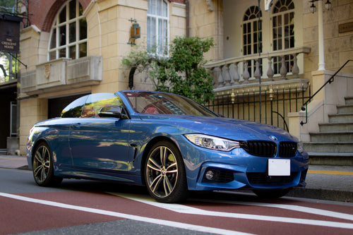 BMW 4 Series Convertible (F33) 435i M Sport