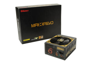 MAXREVO / 80 PLUS® Gold Certified PSU