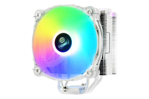 ETS F40 ARGB Air CPU Cooler - White