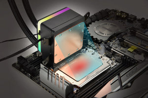 LIQTECH II TR4 280mm aRGB Liquid CPU Cooler