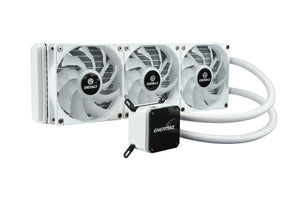 LIQMAX III 360mm aRGB Liquid CPU Cooler - White