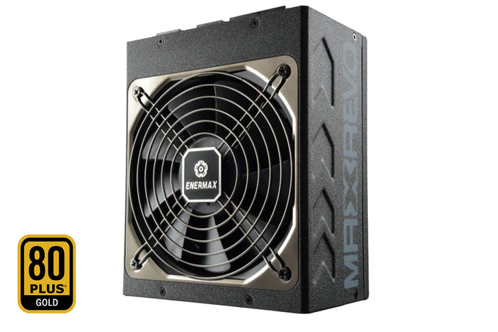 MAXREVO 1800W / 80 PLUS® Gold Certified PSU