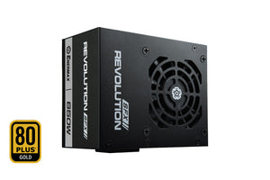 REVOLUTION SFX / 80 PLUS® Gold Certified PSU