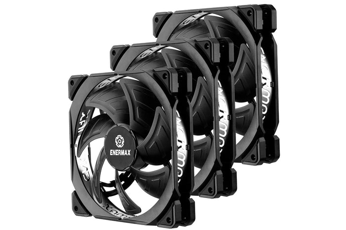 T.B. Silence ADV 140MM PWM FAN (3-Pack)