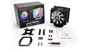 (Open Box) ETS T50 AXE ARGB Air CPU Cooler