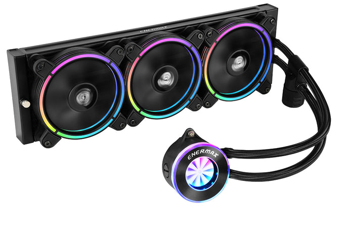 LIQFUSION 360mm aRGB Liquid CPU Cooler