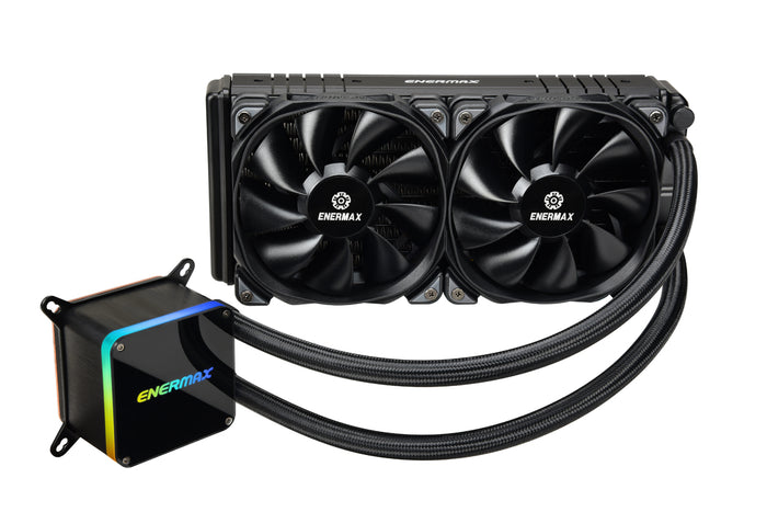 LIQTECH II 240mm aRGB Liquid CPU Cooler