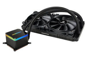LIQTECH II 280mm aRGB Liquid CPU Cooler