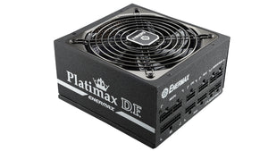 PLATIMAX D.F. 600W / 80 PLUS® Platinum Certified PSU