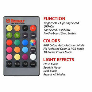 Enermax RGB 3-in 1 Remote Control Box