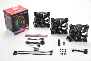 T.B. RGB AD aRGB 120MM PWM Fan