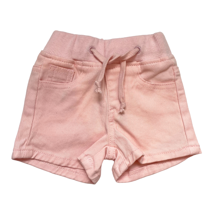 LITTLE BIPSY CHINO SHORTS | BLUSH
