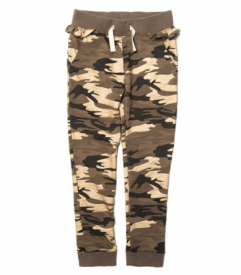 APPAMAN MADDIE CAMO JOGGER FOR GIRLS