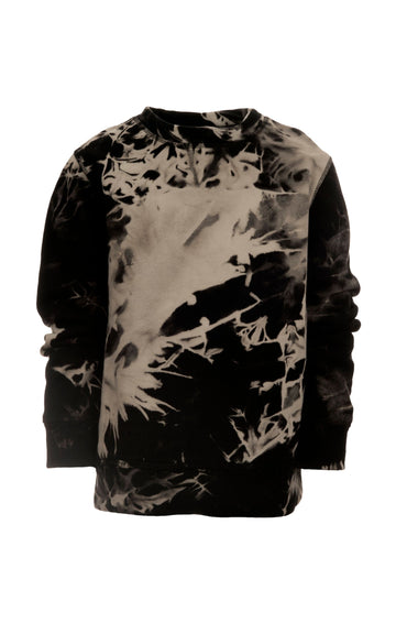 APPAMAN HIGHLAND SWEATSHIRT | BLACK MARBLE