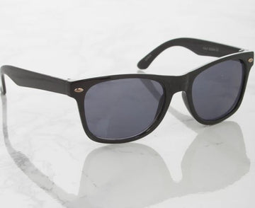 WAYFARER SUNGLASSES BLACK